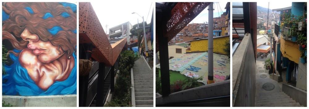Escaleras Electricas in Medellin