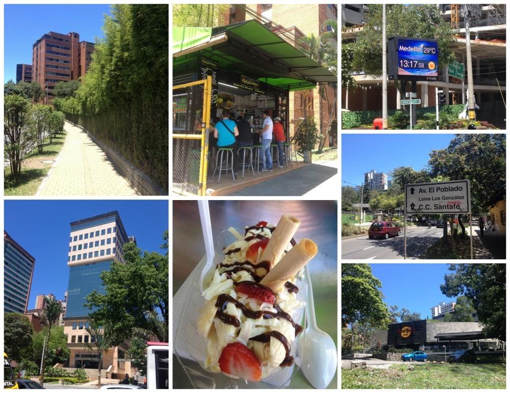 Images from El Poblado