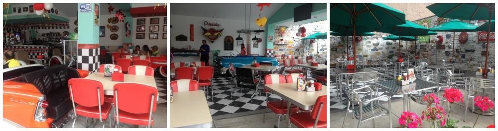 The Classic Diner in Calle Jardin in Envigado