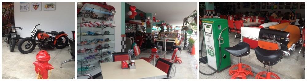 The Classic Diner in Medellin