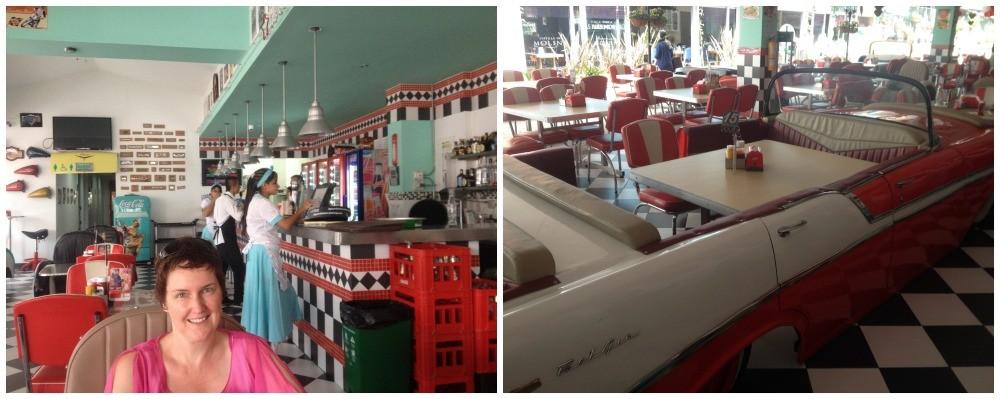 The Classic Diner in Envigado