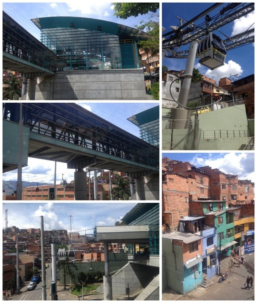 The Santo Domingo station change over