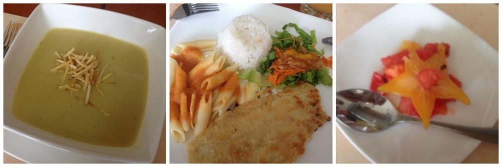Lunch at Restaurante El Supremo 1/10/14