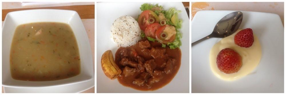 Lunch at Restaurante El Supremo 2/10/14