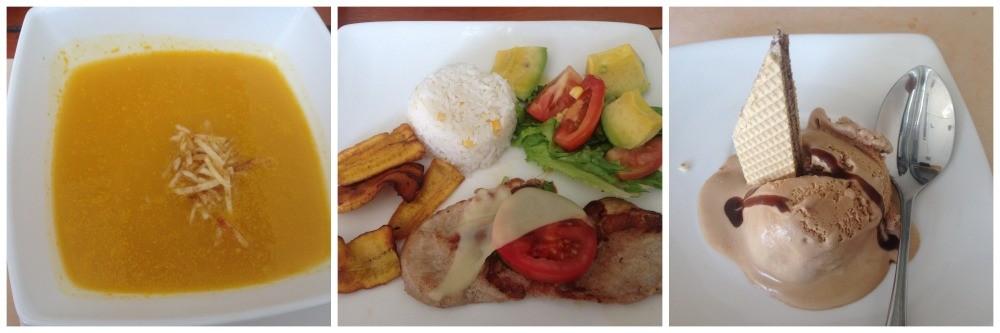 Lunch at Restaurante El Supremo 29/09/14
