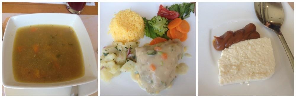Lunch at Restaurante El Supremo 30/09/14