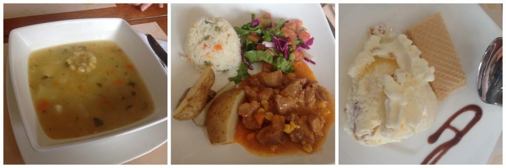 Lunch at Restaurante El Supremo 3/10/14