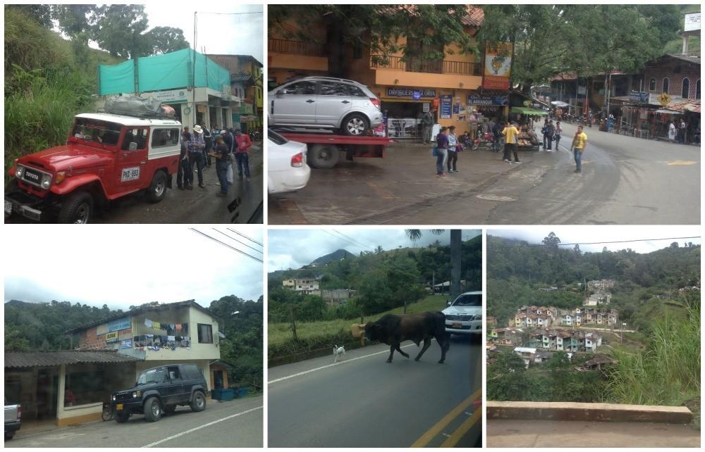 The pueblo of Bolombolo