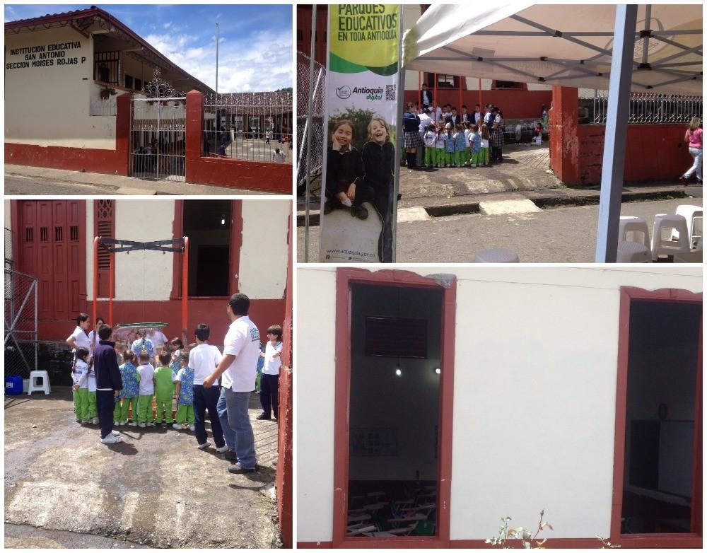 A school in Jardin