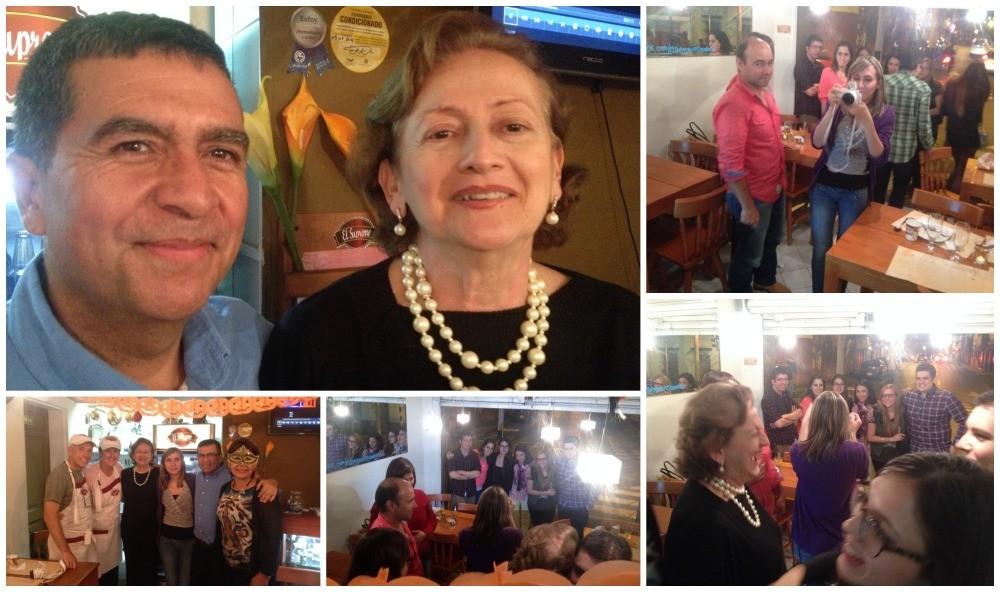 Aniversary event at El Supremo