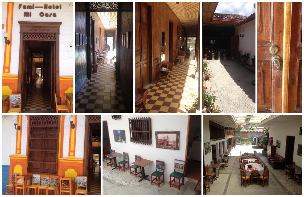 Fami-Hotel Mi Casa in Jardin