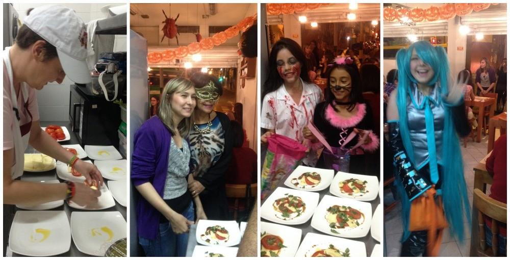 Halloween in Envigado