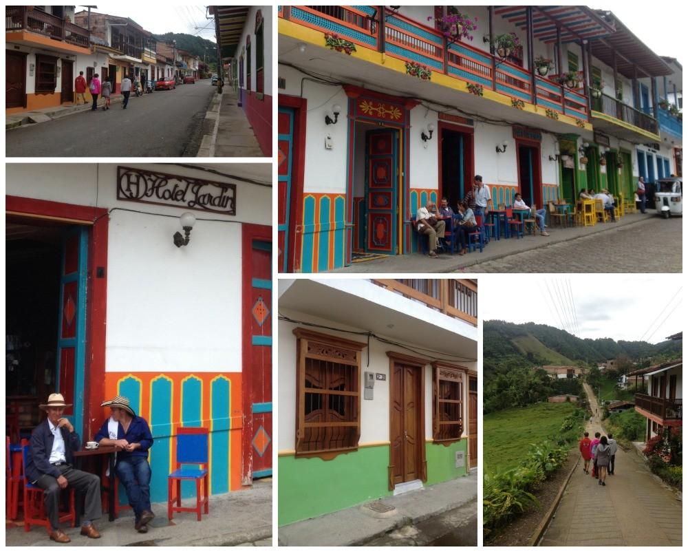 Jardin adventures in Antioquia