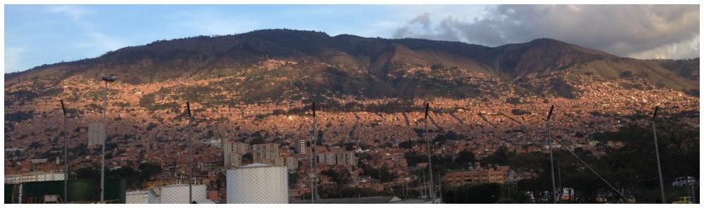 Medellin panorama