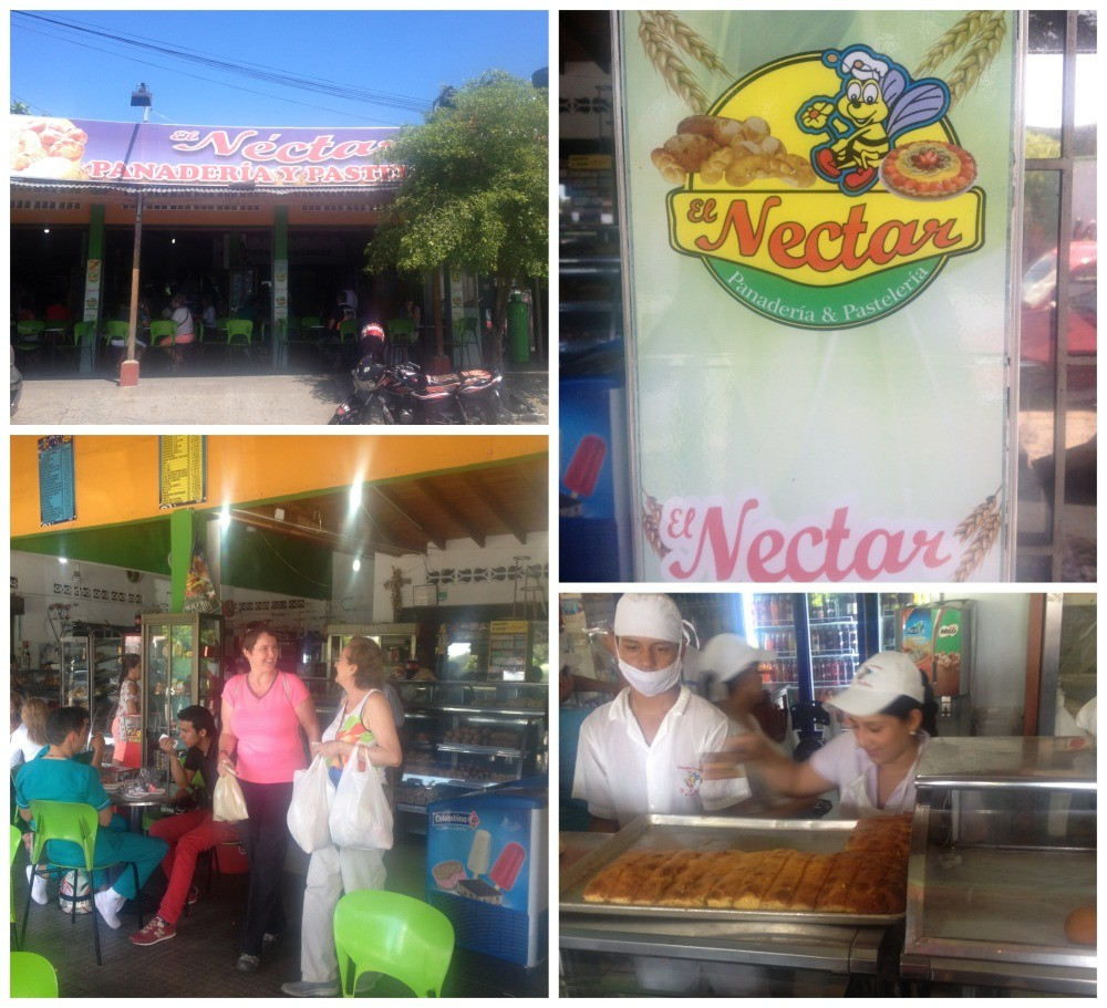 Nectar bakery in Mariquita