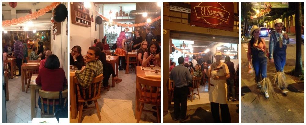 Restaurante El Supremo aniversary