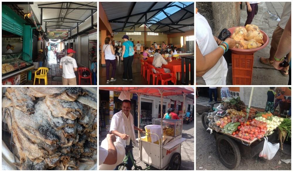 Street and Market life in Mariquita
