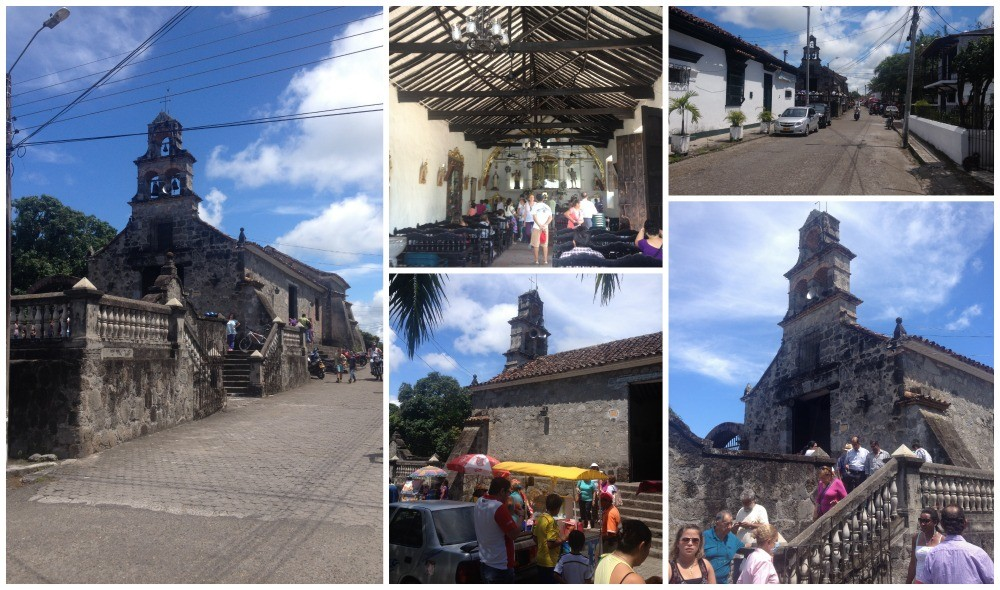 The church in Mariquita
