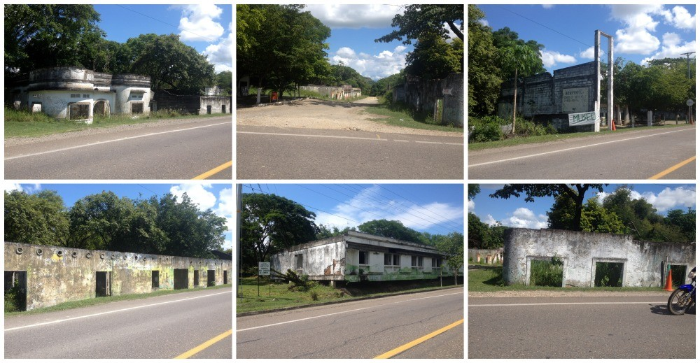 The town of Armero in Tolima