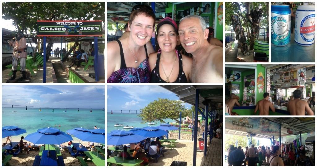 Calico Jacks on Grand Cayman