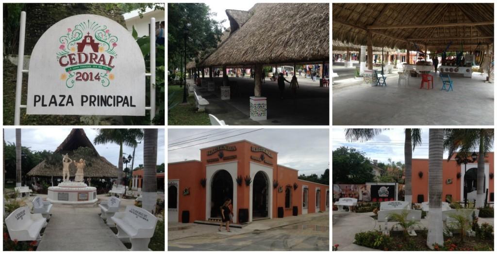 Cedral in Cozumel