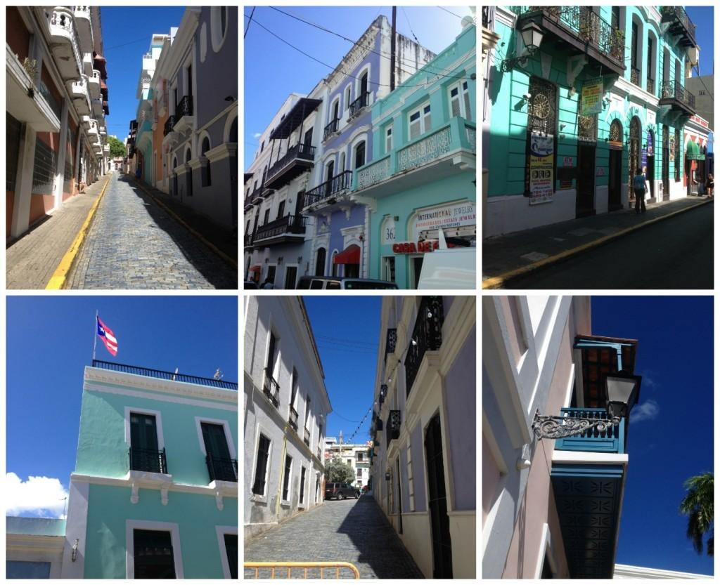 Colourful San Juan