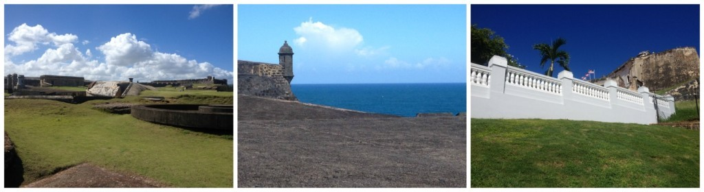 Fort in San Juan