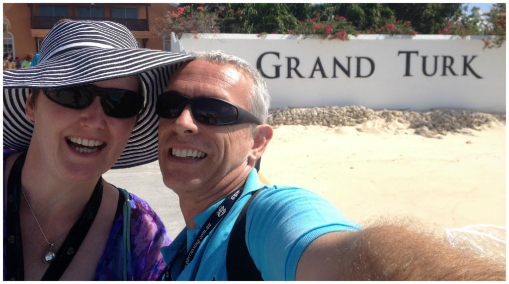 Grand Turk selfie