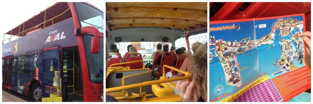 Hop on Hop off double decker bus tour
