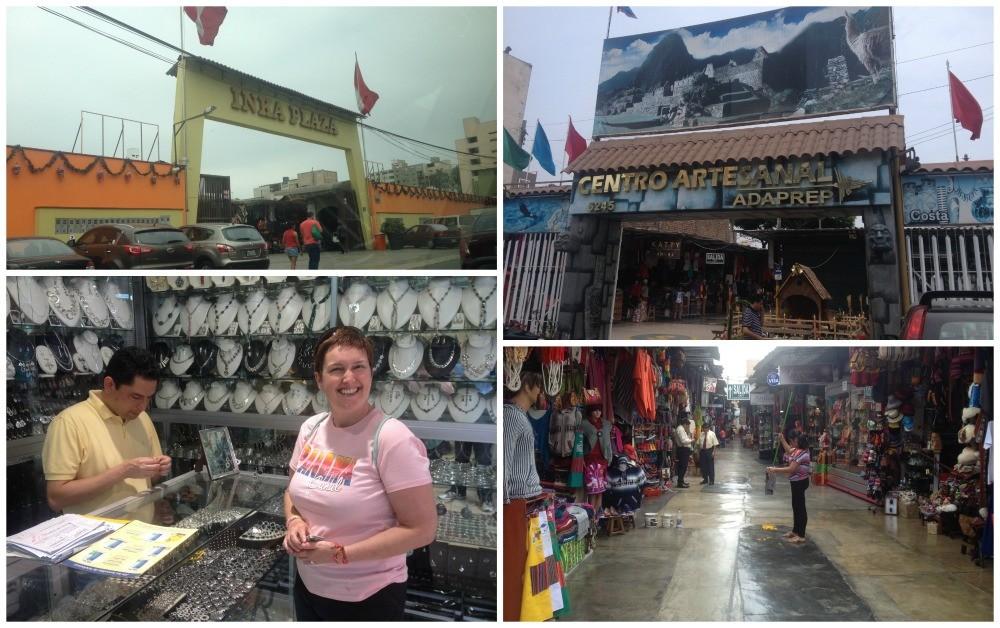 Moni bought a Tumi at the markets