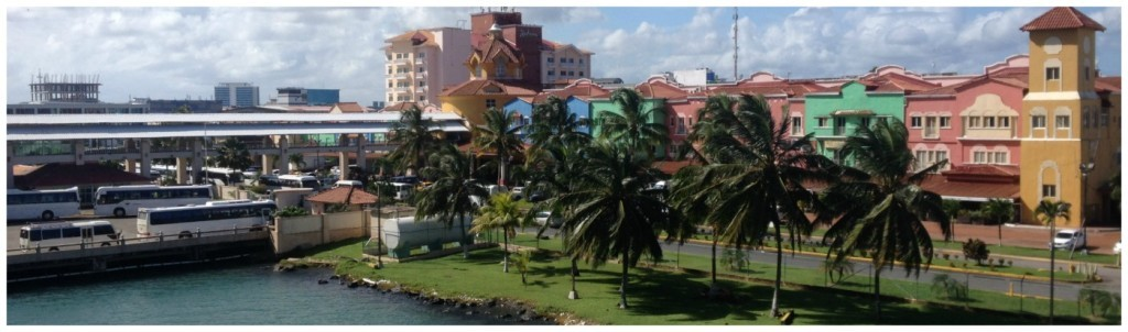 Panorama Colon in Panama
