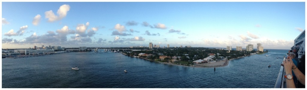 Panorama Port Everglades Fort Lauderdale