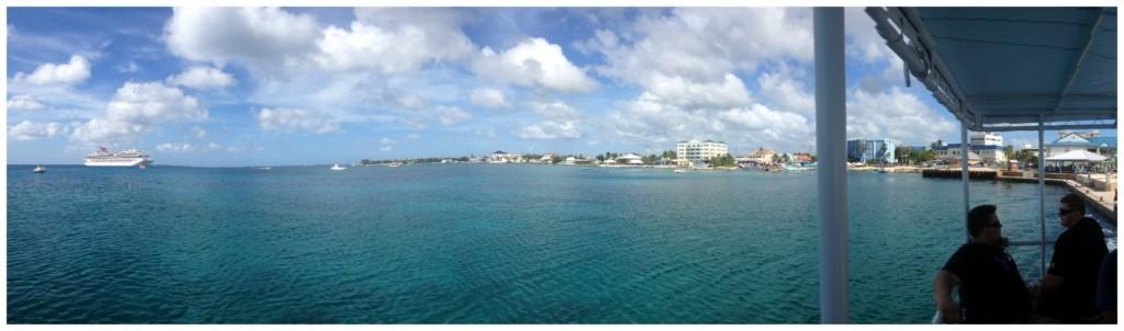 Panorama at Grand Cayman