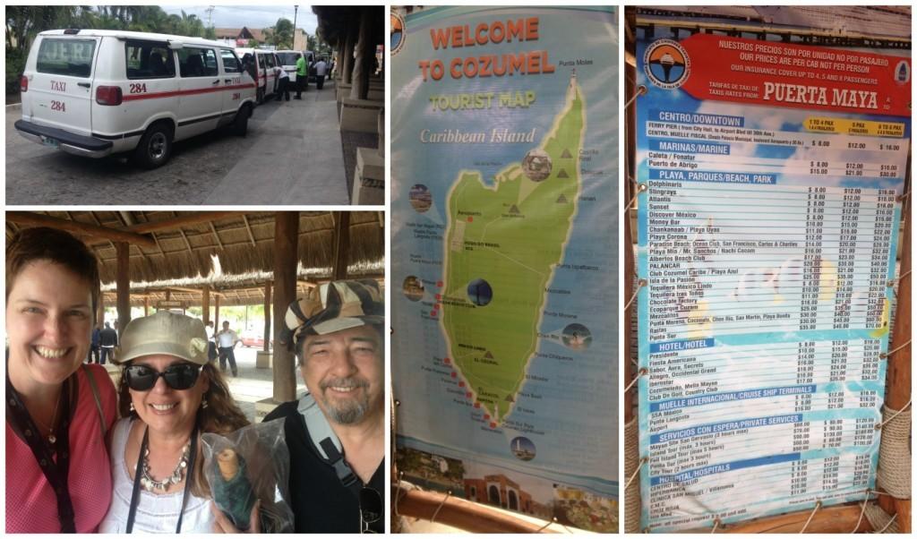 Puerta Maya taxi & fares