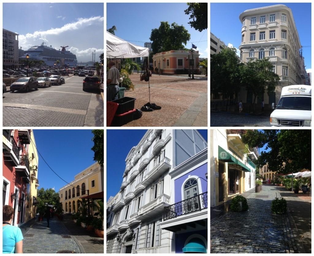 San Juan town
