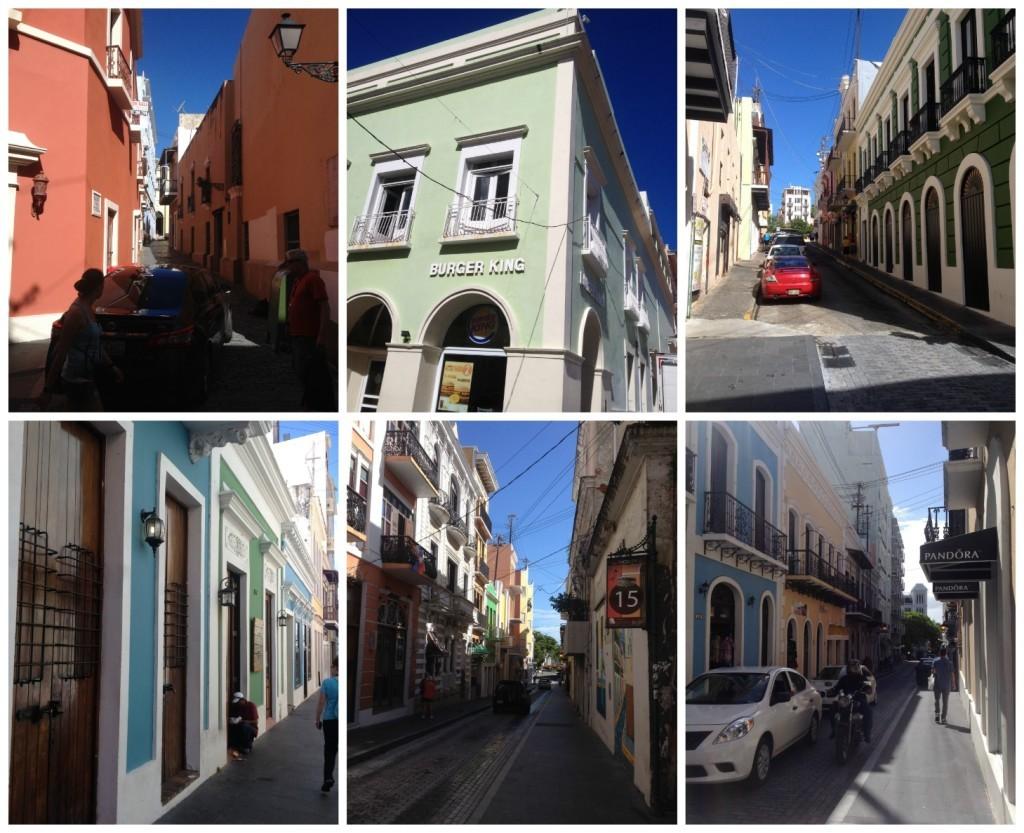 Streets of San Juan