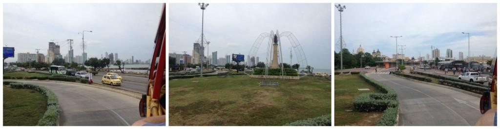 The beautiful city of Cartagena