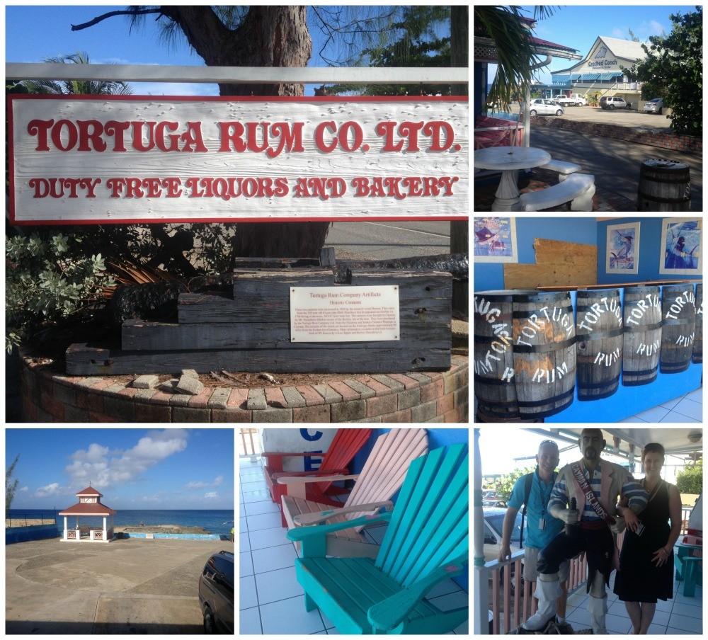 Tortuga Rum Co. Ltd on Cayman Island