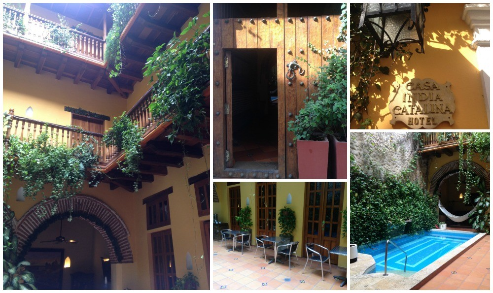 Wonderful looking hotel in Cartagena
