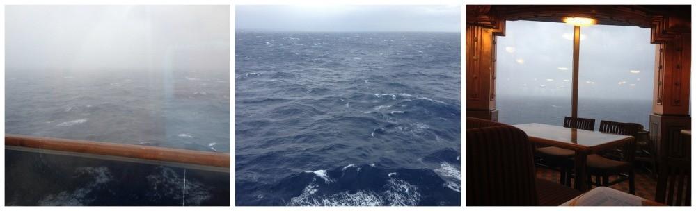 very bleek seas