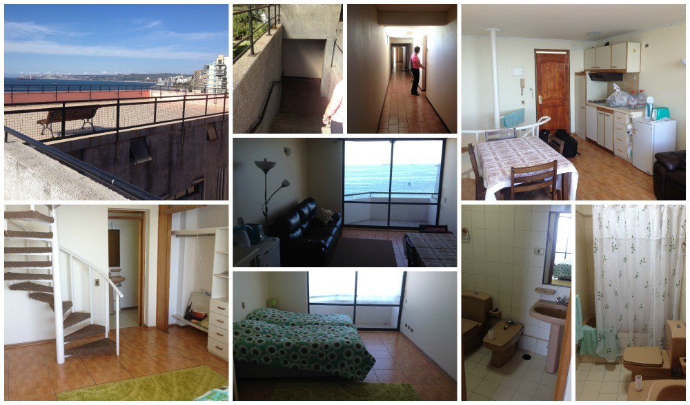 AirBnB apartment in Vina del Mar