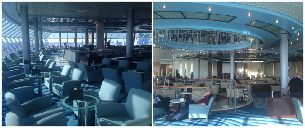 Constellation Lounge on Celebrity Infinity
