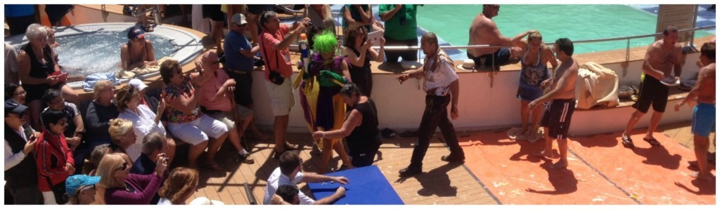 Crossing the Equator Ceremony for Shellbacks & Pollywogs