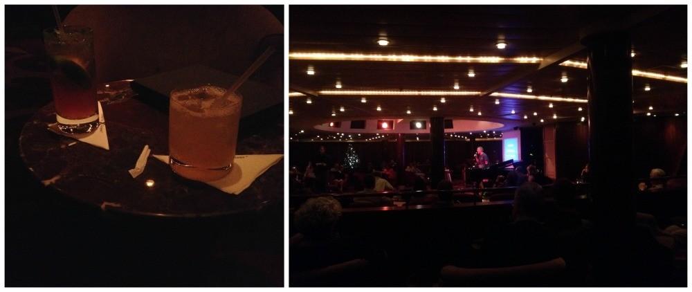 Drinks & Karaoke in the Rendez Vous Lounge