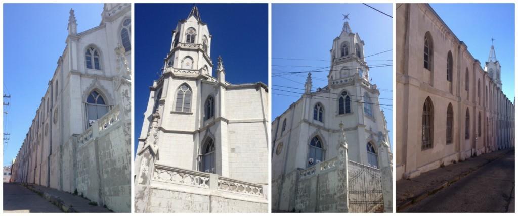 Iglesia Carmelitas in Valparaiso
