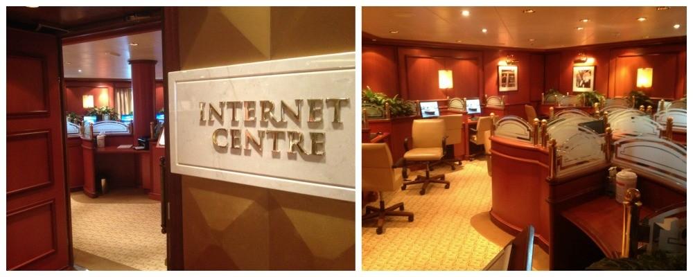 Internet Centre on Queen Elizabeth