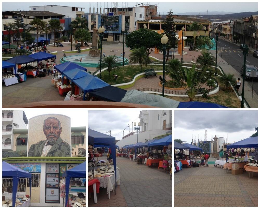 Montecristi markets
