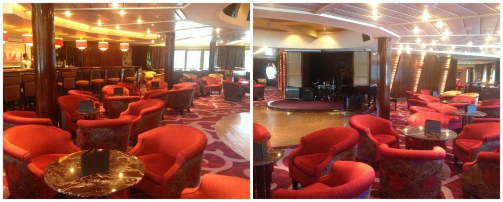 Rendez Vous Lounge on Celebrity Infinity