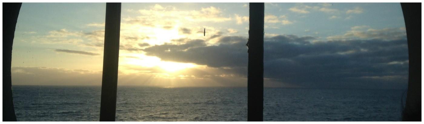 Final Day At Sea Heading Towards Valparaiso Chile Entrepreneur S Odyssey