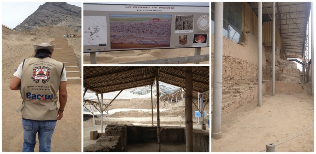 The City of Moche in Peru